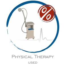 physical therapy used